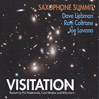 "Read ""Saxophone Summit: Visitation"" reviewed by"