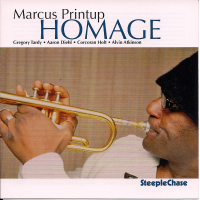 Album Homage by Marcus Printup