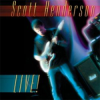 Album Live! by Scott Henderson
