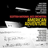 Scottish National Jazz Orchestra: American Adventure by The Scottish National Jazz Orchestra