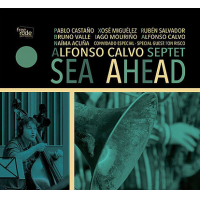 Sea Ahead by Alfonso Calvo