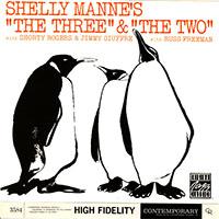Shelly Manne's 'The Three' & 'The Two'