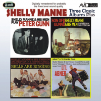 Album Shelly Manne: Three Classic Albums Plus by Shelly Manne