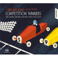 Album Sibis Big Band: Competition Winners by Pertti Jalava