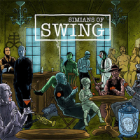 "Read ""Simians Of Swing"" reviewed by Bruce Lindsay"