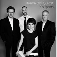 Album Soulprints by Orsi Kozma Quartet