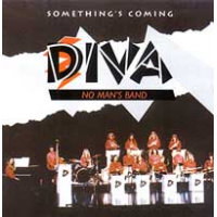 Something's Coming by The DIVA Jazz Orchestra