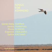 Album Songs for Kommeno by Gunter Baby Sommer