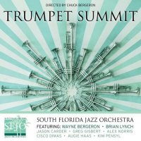 "Read ""Trumpet Summit"" reviewed by Edward Blanco"