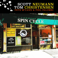 Spin Cycle, Co-Led By Drummer Scott Neumann & Saxophonist Tom Christensen, Releases Self-Titled Debut CD on May 6