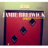 "BluJazz Label Releases Jamie Breiwick's ""Spirits"""