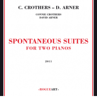Album Spontaneous Suite For Two Pianos by Connie Crothers