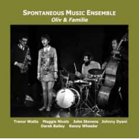 Album Oliv & Familie by Spontaneous Music Ensemble