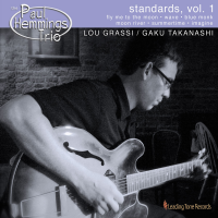 Standards, Vol. 1 by Paul Hemmings
