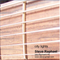 Album City Lights by Steve Raphael