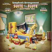 "Read ""Symphonic Arrangement: Suite for Flute and Jazz Piano Trio"" reviewed by"
