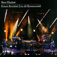 "Read ""Steve Hackett: Genesis Revisited - Live at Hammersmith"" reviewed by John Kelman"