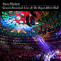 "Read ""Steve Hackett: Genesis Revisited - Live at the Royal Albert Hall (Limited Artbook Edition)"" reviewed by John Kelman"