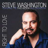 Album Right to Love by Steve Washington