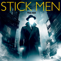 Album Prog Noir by Stick Men