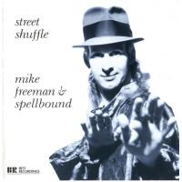 Album Street Shuffle by Mike Freeman