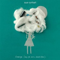 Sue Rynhart: Crossings (Songs For Voice And Double Bass)