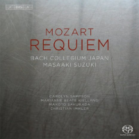 "Read ""Wolfgang Amadeus Mozart - Requiem"" reviewed by C. Michael Bailey"