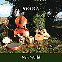 Album Svara by Robert Jacobson