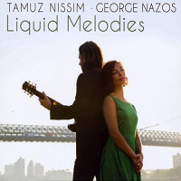 Album Liquid Melodies by Tamuz Nissim