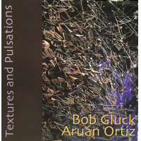 Album Textures and Pulsations by Bob Gluck