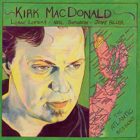 The Atlantic Sessions by Kirk MacDonald