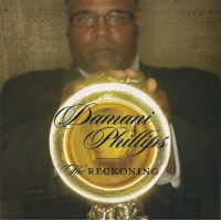 Album Damani Phillips: The Reckoning by Damani Phillips