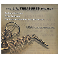 Album The L.A. Treasures Project by Clayton-Hamilton Jazz Orchestra