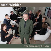 Album The Company I Keep by Mark Winkler