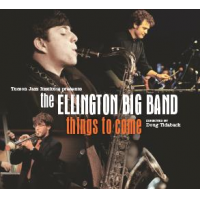 TJI Ellington Big Band: Things to Come