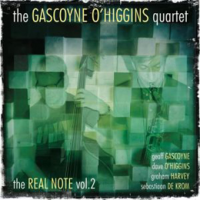 The Gascoyne O'Higgins Quartet: The Real Note Vol. 2