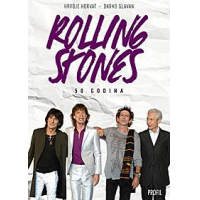 "Read ""The Rolling Stones - 50 Years"" reviewed by Nenad Georgievski"
