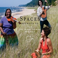 The Spaces Between Us by Tia Imani Hanna