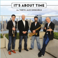 Album It's About Time by The Verve Jazz Ensemble