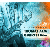 Album A Conversation In Blue by Thomas Alm