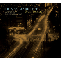 Album Urban Folklore by Thomas Marriott