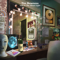 "Read ""Tim Bowness: Lost in the Ghostlight"" reviewed by John Kelman"