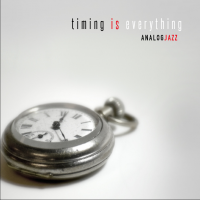 Album Timing Is Everything by Ralph Burnett