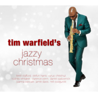 "Read ""Tim Warfield's Jazzy Christmas"" reviewed by Edward Blanco"