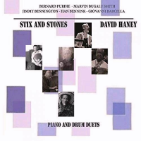 Stix and Stones (Piano and Drum Duets) by David Haney