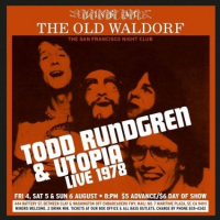 "Read ""Live 1978 at The Old Waldorf"" reviewed by Glenn Astarita"