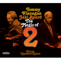 Album The Magic of 2 by Tommy Flanagan