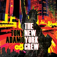 """Tony Adamo and the New York Crew"" Reviewed By Ed Kopp Of Jazziz Magazine/Fall Issue"