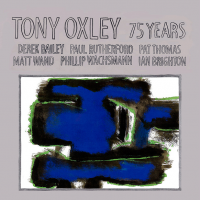 Album A Birthday Tribute--75 Years by Tony Oxley
