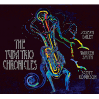 Album The Tuba Trio Chronicles by Joseph Daley